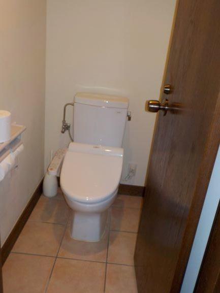 クラブメッド石垣島の部屋のトイレ